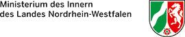 Logo: Die Landesregierung Nordrhein-Westfalen